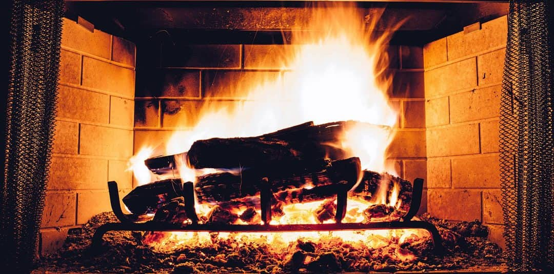 How Hot Does A Fireplace Surround Get?